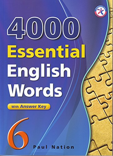 4000 Essential English Words, Book 6 with Answer Key (4000 English Words Essential)