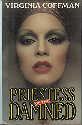 book cover of Priestess of the Damned