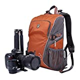YAAGLE Oxford Light Weight Oxford Anti-splash Anti-theft DSLR Gadget Camera Bag Professional Gear Photography Travel Backpack Rucksack for Canon Nikon Sony Nikon Olympus