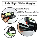 Yolyoo Spy Night Vision Goggles, Adjustable Kids