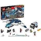 LEGO (LEGO) Super Heroes Avengers Quinn jet of City Chase 76032