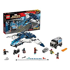 LEGO (LEGO) Super Heroes Avengers Quinn jet of City Chase 76032