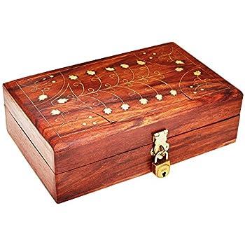Amazon.com: Black Friday Gifts Handmade Decorative Wooden ...