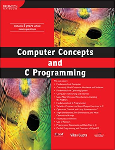 computer concepts and c programming by vikas gupta.rar