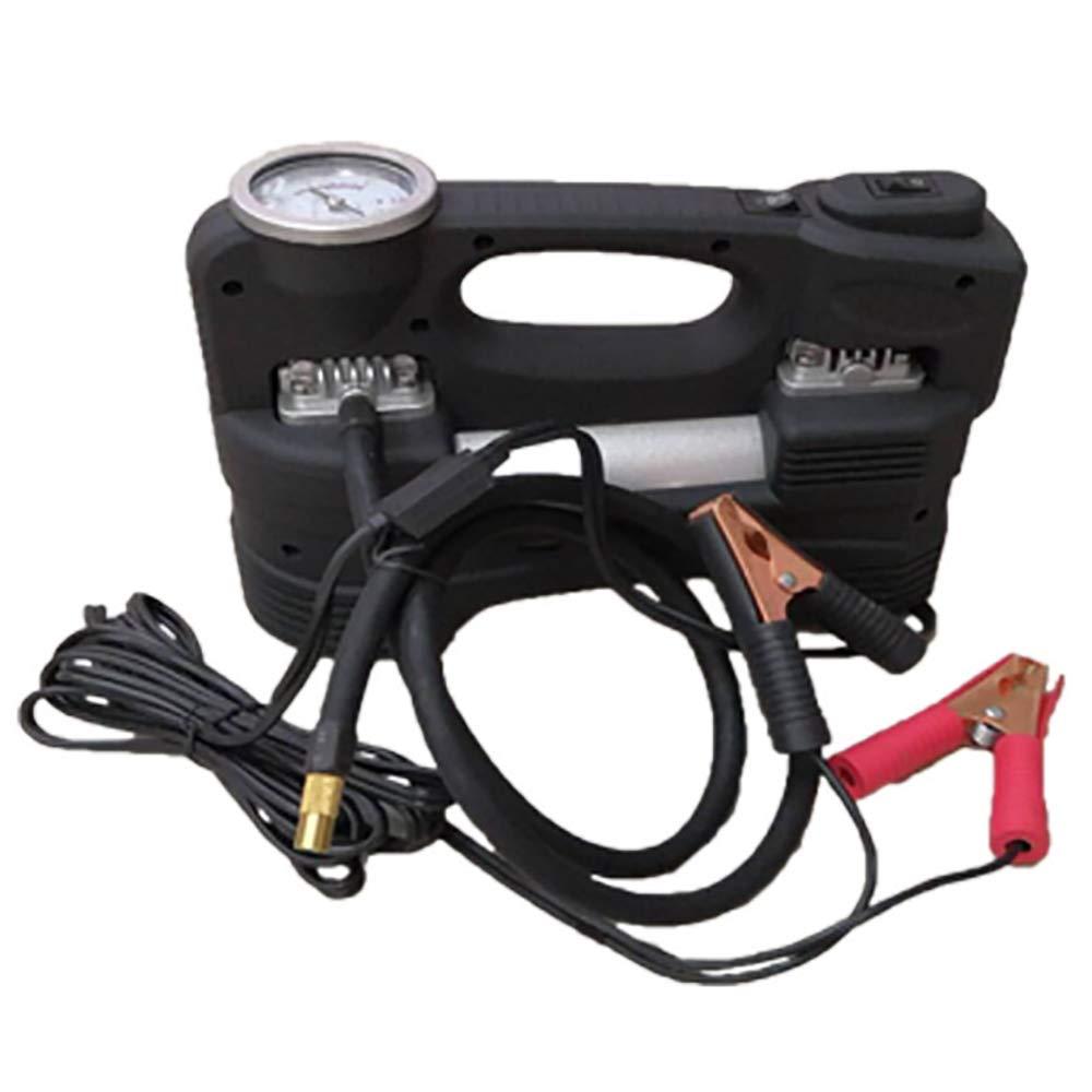 XPZ00 Pumpe Luftpumpe Schnelle Off-Road-Portable Metall-Doppelzylinder-Einbläher Pure Copper Core