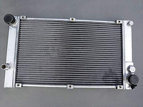 2 Row Aluminum Radiator For Porsche 944 2.5L /2.7L MT Non-Turbo 1983-1988 84 - Porsche Engine Racing