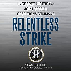 Relentless Strike Audiobook