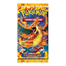 Pokemon Flashfire XY Trading Card Game Booster Cards - One (1) Pack