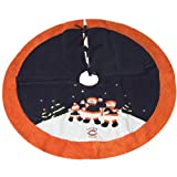 SC Sports Chicago Bears Snowman Tree Skirt