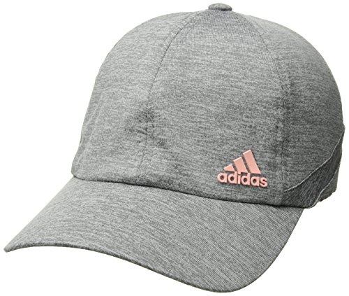 adidas Women's Studio Cap, Grey/Clear Onix Heather/Still Breeze, One (Womens Fitted Cap)