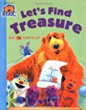 img - for Let's Find Treasure (Bear in the Big Blue House (Board Books Simon & Shuster)) book / textbook / text book