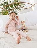 VAENAIT BABY Kids Girls Long Sleeve Modal Sleepwear