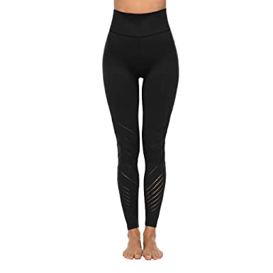 Amazon.com: stupy New Yoga Training Pants, Women Yoga Pants ...