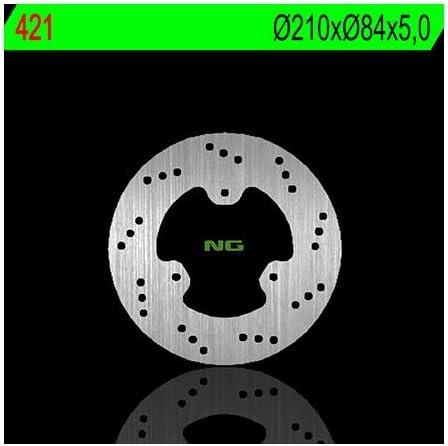 argent Keenso M5 Vis de car/énage Spire Vitesse Fixation Clip Nut Kit de boulon de corps de car/énage de moto