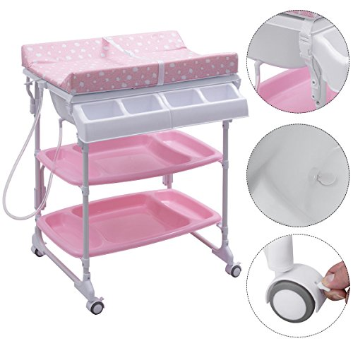 3-in-1 Foldable Storage Box(pink) - 8