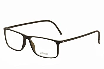 27749382f3 Silhouette Eyeglasses SPX Illusion 2892 6050 Full Rim Optical Frame  54x14x140mm