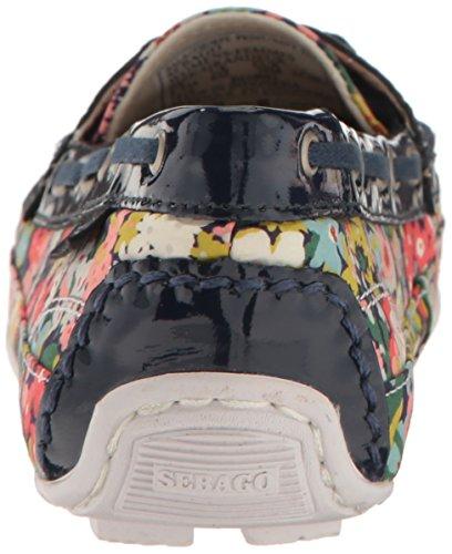 Liberty Patente Impresión Marina Zapatos Bala Thorpe Print Sebago q5RwxtR