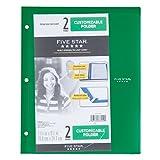 Five Star 2 Pocket Folder, Customizable