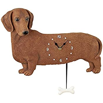 Amazon Com Allen Designs Oscar Dachshund Dog Pendulum