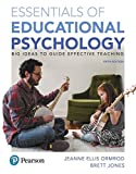 img - for Essentials of Educational Psychology: Big Ideas To Guide Effective Teaching, plus MyEducationLab with Enhanced Pearson eText, Loose-Leaf Version -- ... New in Ed Psych / Tests & Measurements) book / textbook / text book