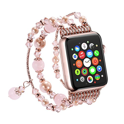 Bangle Bracelets Apple Watch Band 38mm - Pintaik AW05 Fas...