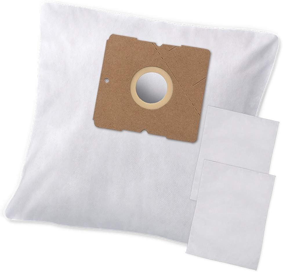 Staubsaugerbeutel für AMICA Qubis Base VJ 1031 5 Stück Papier