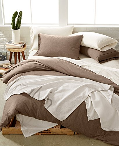 Calvin Klein Modern Cotton Jersey Body Duvet Cover -