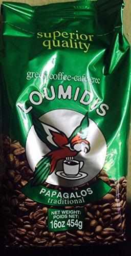Loumidis Greek Coffee 12x16oz by Loumidis