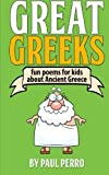 Great Greeks: Fun poems for kids about Ancient Greece