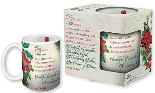 Holly Coffee Mug - 3