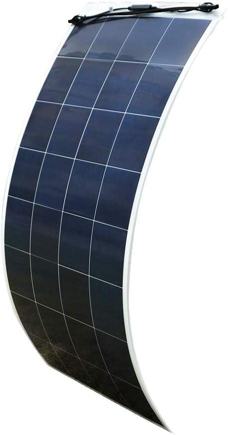 ECO-WORTHY 150W 18V Semi Flexible Solar Panel Battery Charger RV Boat