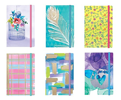Personal Notepad Stationery Notepads Elastic