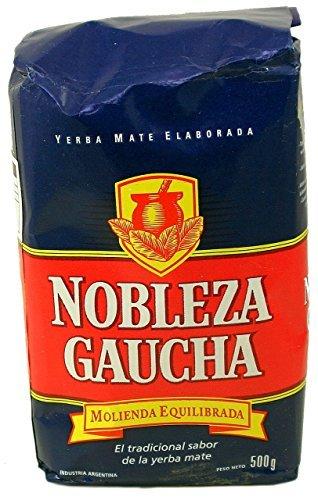 Nobleza Gaucha Yerba Mate - Yerba Mate Nobleza Gaucha x 500 g Argentina Tea 1.1 lb