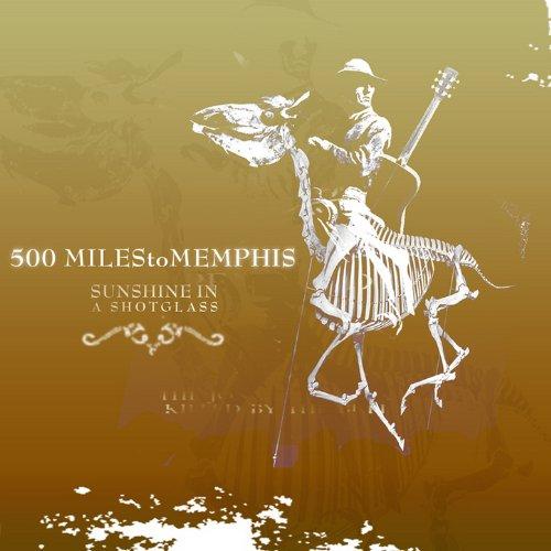Memphis Glass - Sunshine In a Shot Glass
