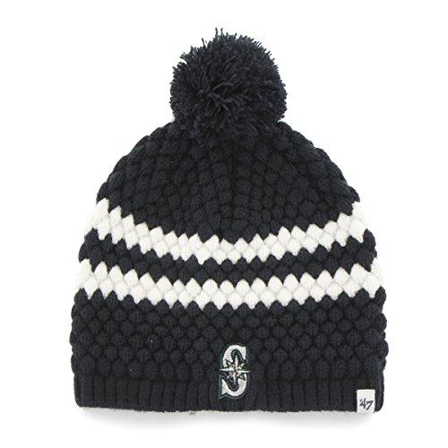 MLB Seattle Mariners Women's '47 Kendall Beanie Knit Hat,