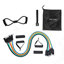OUTAD Exercise Resistance Band Set