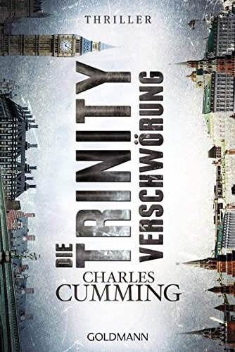 Die Trinity Verschwörung: Thriller