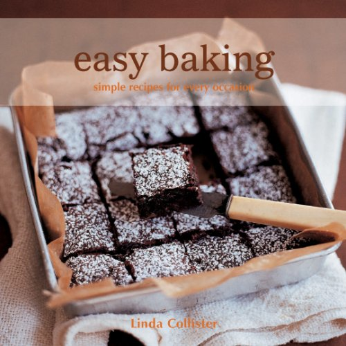 Easy Baking Simple Recipes Cookies Pies And Breads Linda Collister 0694055011540 Amazon Books