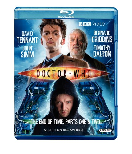 Blu-ray : Doctor Who: The End of Time - Parts One & Two (, Dolby, AC-3, Widescreen, 2 Disc)