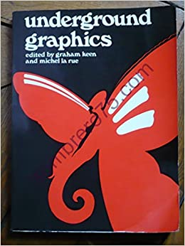 amazon underground graphics graham keen michel larue 洋書
