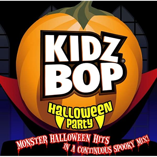 Kidz Bop Kids Kidz Bop Halloween Party Amazon Com Music