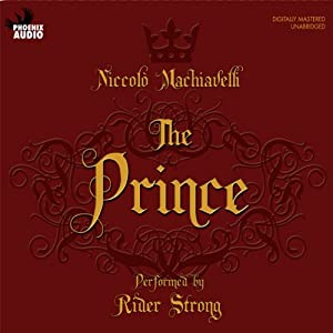 The Prince Audiobook