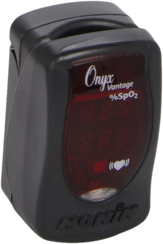 Nonin Onyx Vantage 9590 - Pulsioxímetro, color negro