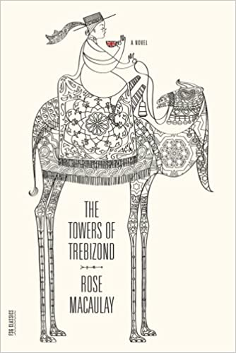 Image result for towers of trebizond book