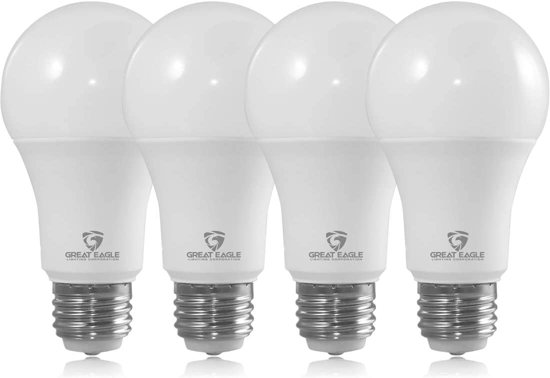 Great Eagle 40/60/100W LED Light Bulbs of 3 Ways Design