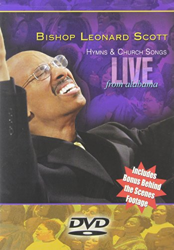 Hymns & Church Songs Live From Alabama (DVD)