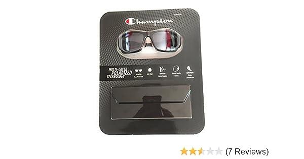 d0fdbc8a3f Amazon.com  Champion Multi-Layer Polarized Technology Sunglasses  Sports    Outdoors