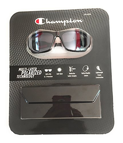 Champion Multi-Layer Polarized Technology - Sunglass Champion