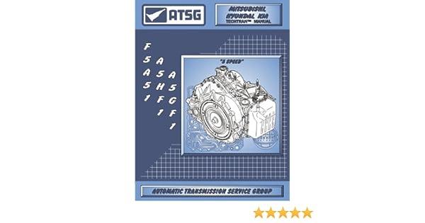 Mitsubishi Magna F5A51 5 Speed Auto Trans Friction Kit 2000