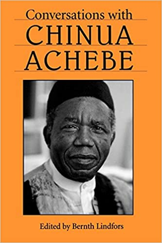 all about chinua achebe